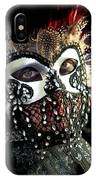 Venice, Italy Mask And Costumes IPhone Case