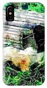 3722-panda -  Plein Air 1 Sl IPhone Case