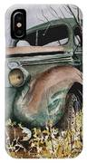 39 Ford Truck IPhone Case