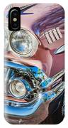 1958 Chevrolet Bel Air Impala Painted  IPhone Case