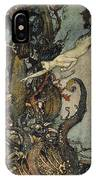 Andersen: Little Mermaid IPhone Case