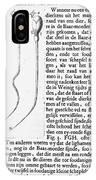 Anton Van Leeuwenhoek IPhone Case