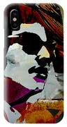 Bob Dylan Recording Session IPhone Case