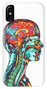 Brain And Spinal Cord IPhone X Case