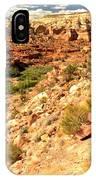 Calf Creek Falls Canyon IPhone X Case