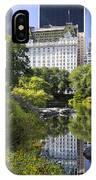 Central Park IPhone Case