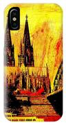 Cologne IPhone Case