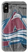 Colorado Avalanche IPhone Case