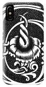 Decorative Initial G IPhone Case