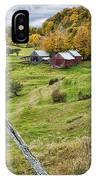 Down In The Valley IPhone Case