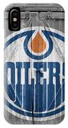 Edmonton Oilers IPhone Case