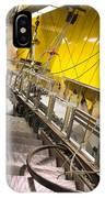 Escalator Construction Works IPhone Case