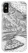Fort Caroline, 1564 IPhone Case