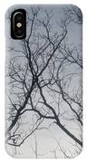 God Made Trees IPhone Case