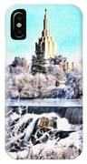 Idaho Falls Temple IPhone Case
