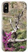 Landscape-canarian Volcanic Mountains IPhone Case