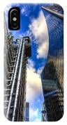 Lloyd's And Willis Group London IPhone Case