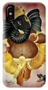Lord Ganesha IPhone X Case