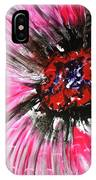 Mannflowers IPhone Case