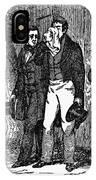 Marquis De Lafayette IPhone Case
