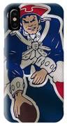 New England Patriots Uniform IPhone Case