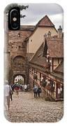 Nurnberg Germany Castle IPhone Case