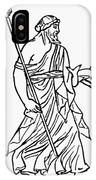 Poseidon/neptune IPhone Case