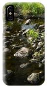 Riverbed  IPhone Case