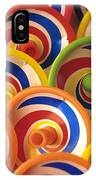 Spinning Tops IPhone Case