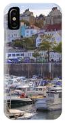 St Peter Port - Guernsey IPhone Case