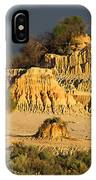 Sunset In An Ancient Land IPhone Case