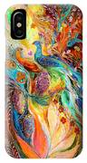 The Grapes Of Holy Land IPhone Case