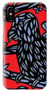 The Lonely Serpent IPhone Case
