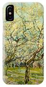 The White Orchard IPhone Case