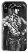 William Howe (1729-1814) IPhone Case