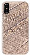 Wooden Floor IPhone Case