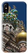 Russia, Saint Petersburg, Center IPhone Case