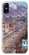 400 S Salt Lake City IPhone Case