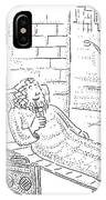 New Yorker September 4th, 2006 IPhone Case