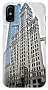 Wrigley Building  IPhone Case