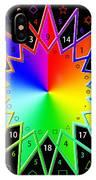 432hz Rainbow Star IPhone Case