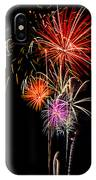 4th Of July 2012 IPhone Case