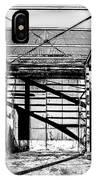Abandoned Sugarmill IPhone Case