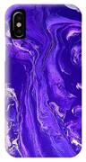 Abstract 22 IPhone X Case