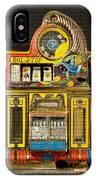 5 Cent Slot Machine IPhone Case