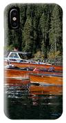 Classic Runabouts IPhone Case