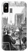 Cornelius Vanderbilt IPhone Case