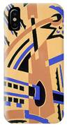 Design From Nouvelles Compositions Decoratives IPhone Case