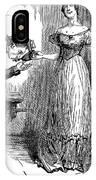 Dickens Martin Chuzzlewit IPhone Case