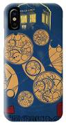 Doctor Who IPhone Case